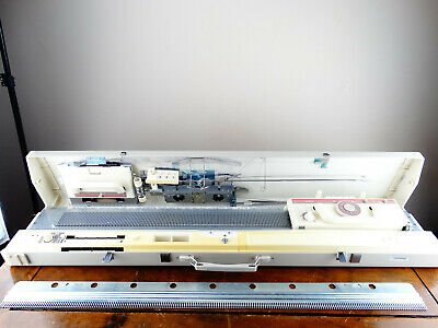 Brother Knitting Machine KH-890 24 Stitch Punch Card Complete and Boxed