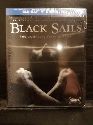 Black Sails: The Complete First Season Blu-ray Brand New!! Sealed!!