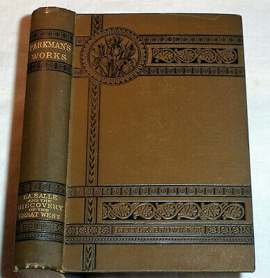 1898 Exploration of AMERICAN WEST in 1600s Sioux INDIANS Texas Mississippi MAPS