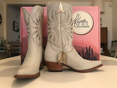 b87ff5df964 LUCCHESE COWGIRL BOOTS, Women's 6.5 C - $59.99   PicClick