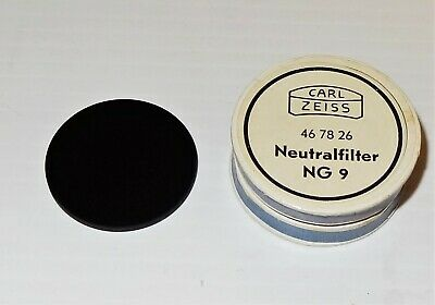 Zeiss Microscope Neutral Density Filter NG-9