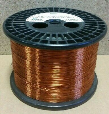 *NOS*  ~9 lbs   MWS  HAPT   25.5 AWG   Magnet Winding Wire 95541125   S28L
