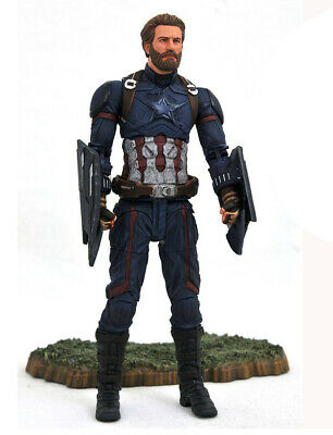 Marvel Avengers: Infinity War Captain America 7 inch Scale Action Figure