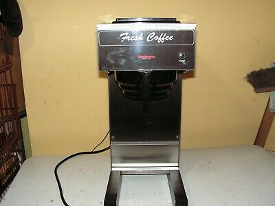 Cecilware Grind Master B-AP Commercial Pour Over Air Pot Coffee Brewer