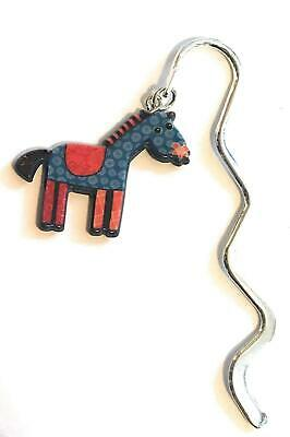 FizzyButton Gifts Acrylic Giraffe Charm Mini Bookmark in Gift Bag