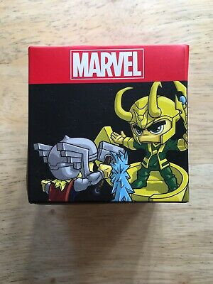 MARVEL COMICS SUPER HEROES THOR LOKI RAISED DESIGN  VINYL BILLFOLD WALLET