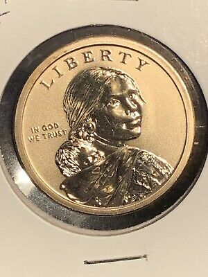 2018 S Native American Sacagawea Reverse Proof  - Limited Mintage.