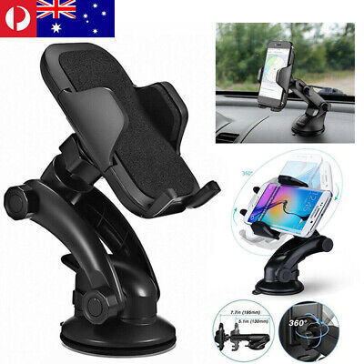 360° Mount Holder Car Windshield Stand for Mobile Phone GPS iPhone Samsung
