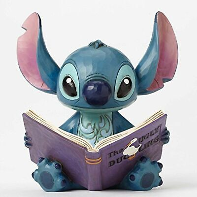 Disney Traditions Lilo & Stitch - Stitch with Story Book by Jim Shore 4048658