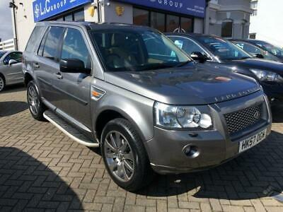 Land Rover Freelander 2 2.2 TD4 HSE Automatic  DIESEL AUTOMATIC 2008/57