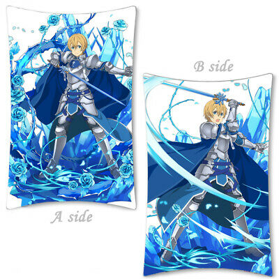 Sword Art Online Shinozaki Rika Pillow Case Body Cushion Bedding 105CM