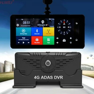 1080P HD 4G Wifi Car DVR Camera Android 5.1 GPS Navigation ADAS Remote Monitor C