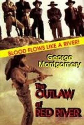 Outlaw Of Red River Starring George Montgomery
