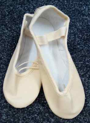 917cecf14 ROCH VALLEY OPHELIA Pink Leather Ballet Shoes