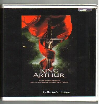 Frank Thompson King Arthur Audiobook CD - Collector's Edition Audio book 7 discs