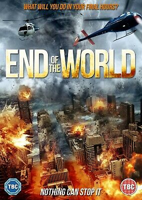 The End Of The World  (Dvd) (New) (Released 25Th February) (Free Post)