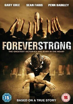 Forever Strong (DVD) (NEW AND SEALED) (REGION 2) (FREE POST)