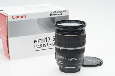Canon EF-S 17-55mm f2.8 IS USM Lens 17-55/2.8 EFS                           #470