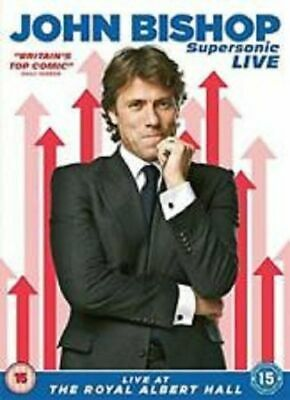 John Bishop Supersonic Live at the Royal Albert Hall DVD (2015) - New