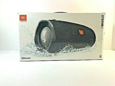 JBL Xtreme 2 Black Waterproof Bluetooth Speaker- new other.