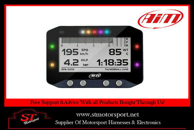 Aim Motorsport GS- Dash Car Racing Dash Display - Kit Racing Lap Timer