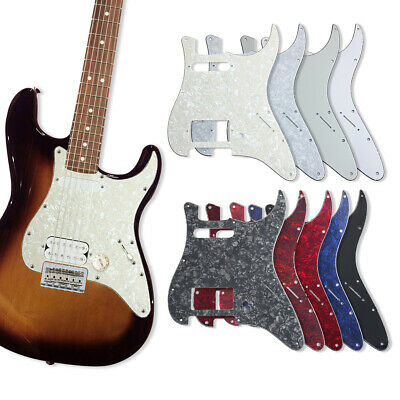 Guitar Pickguard Plate SH for Fender Stratocaster Strat Parts 11 Holes 3 Ply