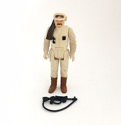 Vintage Star Wars Rebel Commander Minty Complete