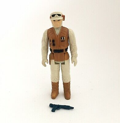 Vintage Star Wars Rebel Soldier Mint Looks Card Fresh Complete