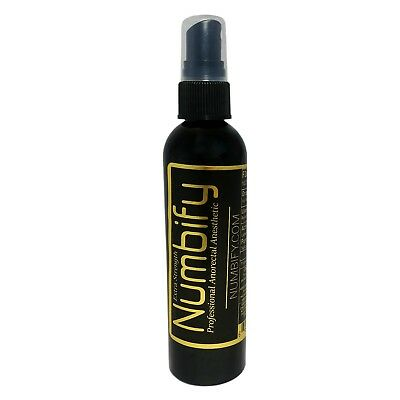Pain Relief by Numb-ify: 5% Lidocaine Spray - Our Strongest & Best Pain Relief