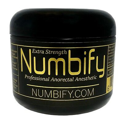 Pain Relief by Numb-ify: 5% Lidocaine Cream - Our Strongest & Best Pain Relief