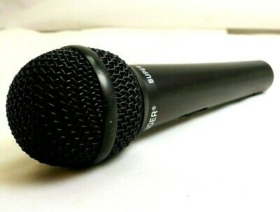 Behringer ULTRAVOICE XM1800S Super Cardioid Vocal Microphone Free Shipping USA
