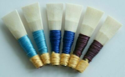 Donald MacPhee 5 pack Pipe chanter reed highland Bagpipe pipes medium strength