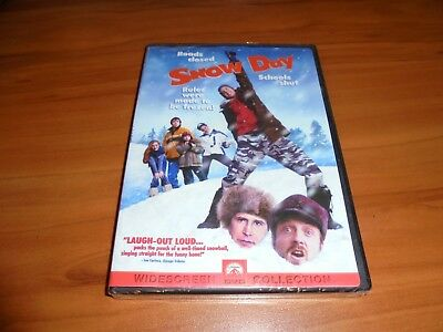 Snow Day (DVD, 2000 Widescreen) Chris Elliott, Chevy Chase NEW