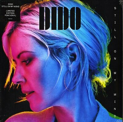 Dido - Still On My Mind - Limited Edition, Pink, Colored Vinyl, BMG, 2019, NM-