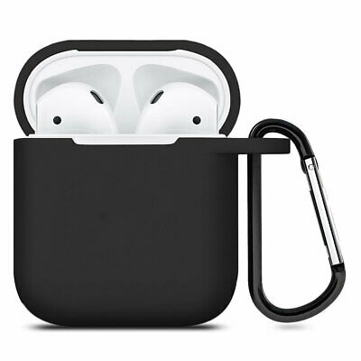 AirPods Silicone Case Cover Protective Skin for Apple Airpod Charging Case US