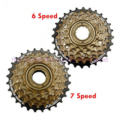 Flight Tracker Sunrace 7 Speed 13-28 Freewheel Cycling