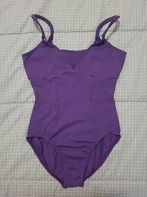 Women's dance ballet leotard Bloch leotard Jacaranda size Small