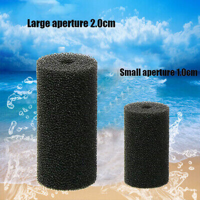 2/10Pcs AQUARIUM FISH TANK BIO FOAM SPONGE FILTER BREEDING SMALL FRY FILTRATION