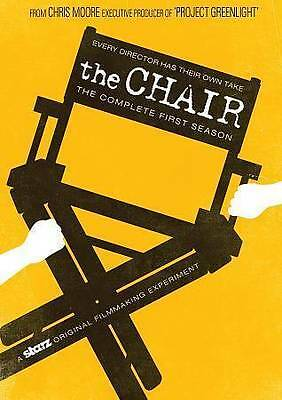 THE CHAIR: The Complete First Season DVD Brand New Sealed 5-Disc Set Starz TV