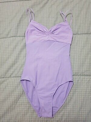 Women's Wear Moi dance ballet leotard purple. Size M.