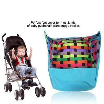 Windproof Pushchair Pram Foot Cover Universal Warm Baby Stroller Foot Buggy