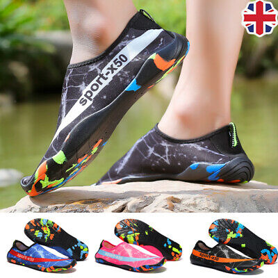Womens Mens Beach Water Aqua Shoes Diving Swimming Wetsuit Surf Wet Sea Outdoor