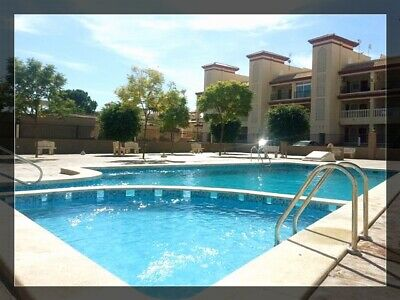 Modern 2 Bed Holiday Apartment with Pool to rent in Spain, Costa Calida