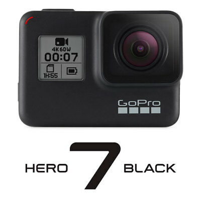 ALL INLUSIVE GoPro hero 7 black+ Suite Case+Micro SD 32gb#Best Price#