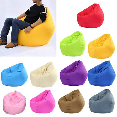 LARGE BEANBAG GAMER Beanbag Chair Large Outdoor Garden Boom Chair for Adults