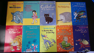 Young Puffin Modern Classics Collection (Set of 10 books) Boxed