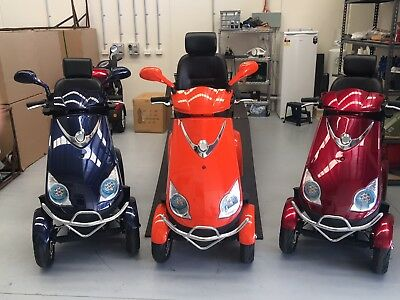 All New 4wheel mobility scooters
