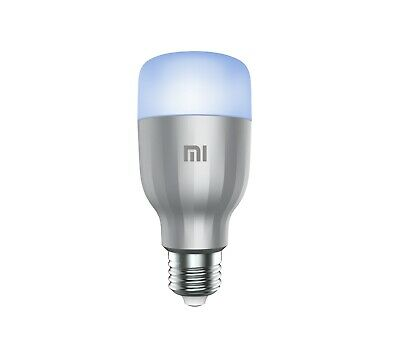 Xiaomi Smart LED Bulb E27 Color Light 800 Lumens Wifi APP Remote Control