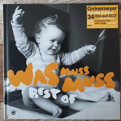 Was Muss Muss-Best Of (Sonderedition) von Herbert Grönemeyer (2008)