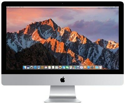 "Apple iMac 27"" Retina 5K MNE92D/A-058147 Mid 2017  Intel Core i5 8 GB RAM (PC)"